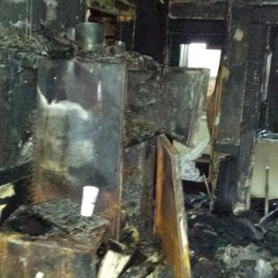 Sam Michael's Home Fire Tragedy